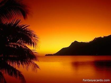 005 beautiful sunset Beautiful Sunset Picture