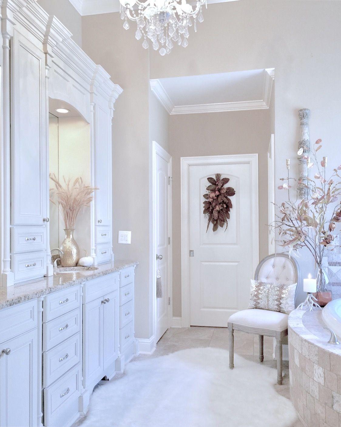 Blount Designs fall master bath | Blount Designs Master Bath ...