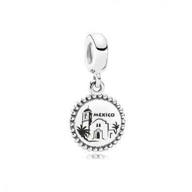 fc561aee4 Pandora Mexico Charm | Pandora charms sale clearance | Pandora ...