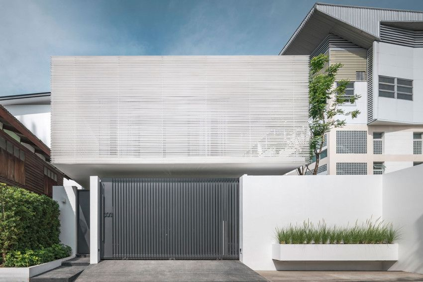 Y House | Architect Magazine | Anonym Studio, Nonthaburi, Thailand, Single  Family,