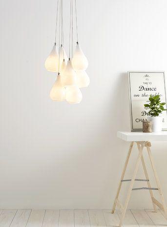 Casey 9 light drop cluster light ceiling lights home lighting furniture