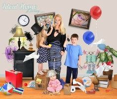 Home Living With Children - http://idealhomeliving.com/indoors/home-living-with-children/