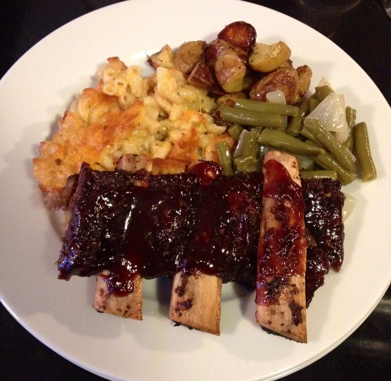 Domesticelle Home Slow Cooked Bbq Bbq Beef Ribs Beef Ribs