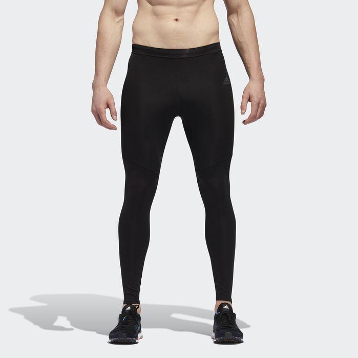 Response Long Tights | Mens tights, Mens running tights