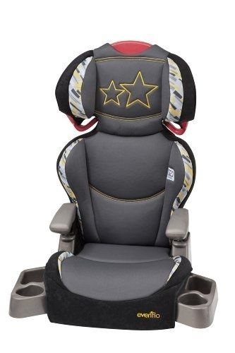 evenflo big kid high back si car seat booster wyder wwwamazoncom