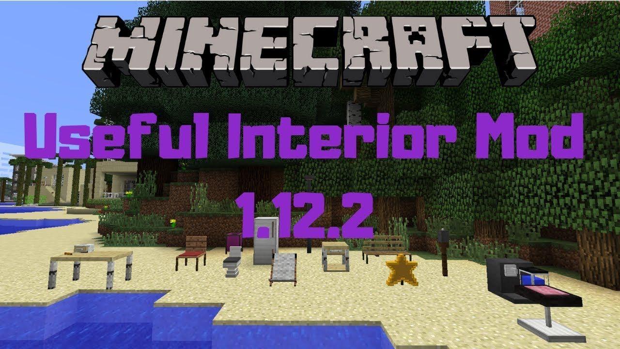 Minecraft Useful Interiors Mod 1122 2019 Minecraft