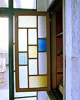 Outuka Jiyosi Apartment Tokyo Japan 大正ロマン インテリア 窓