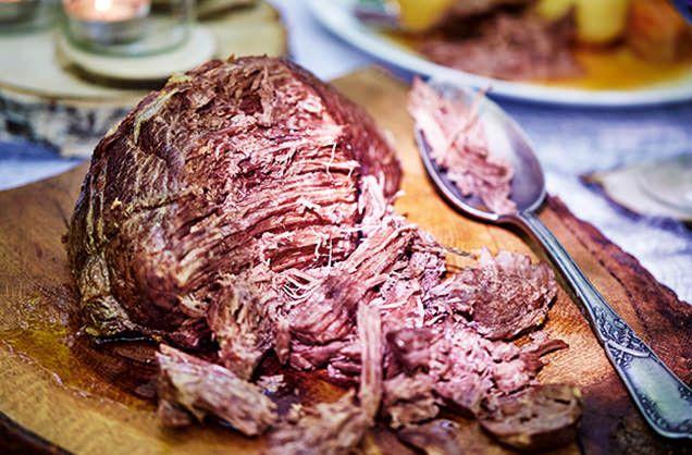 Braised Beef Topside Beef Recipes Tesco Real Food Recipe Topside Beef Beef Recipes Braised Beef