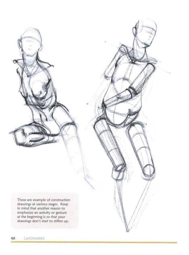 Michael hampton figure drawing - design and invention | Portraits ...