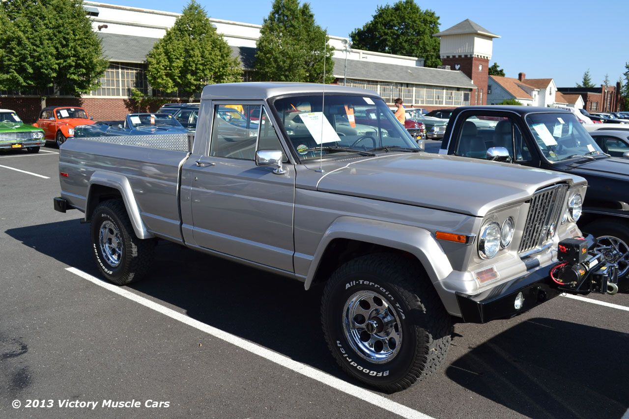 medium resolution of 1981 amc j10 jeep 360 sells at mecum auctions for 17k what say you jeep cars