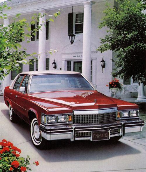 Mesmomeugenero: Cadillac Sedan De Ville