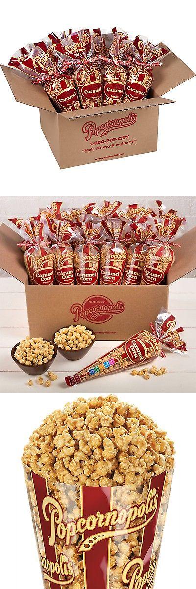 Popcorn 179181: Popcornopolis Caramel Cones 10 Oz 12-Count -> BUY IT NOW ONLY: $53.15 on eBay!