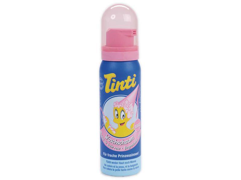 Princess Pink Bath Foam