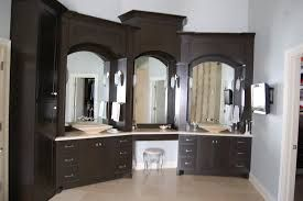 built in bathroom vanities and cabinets - Google Search