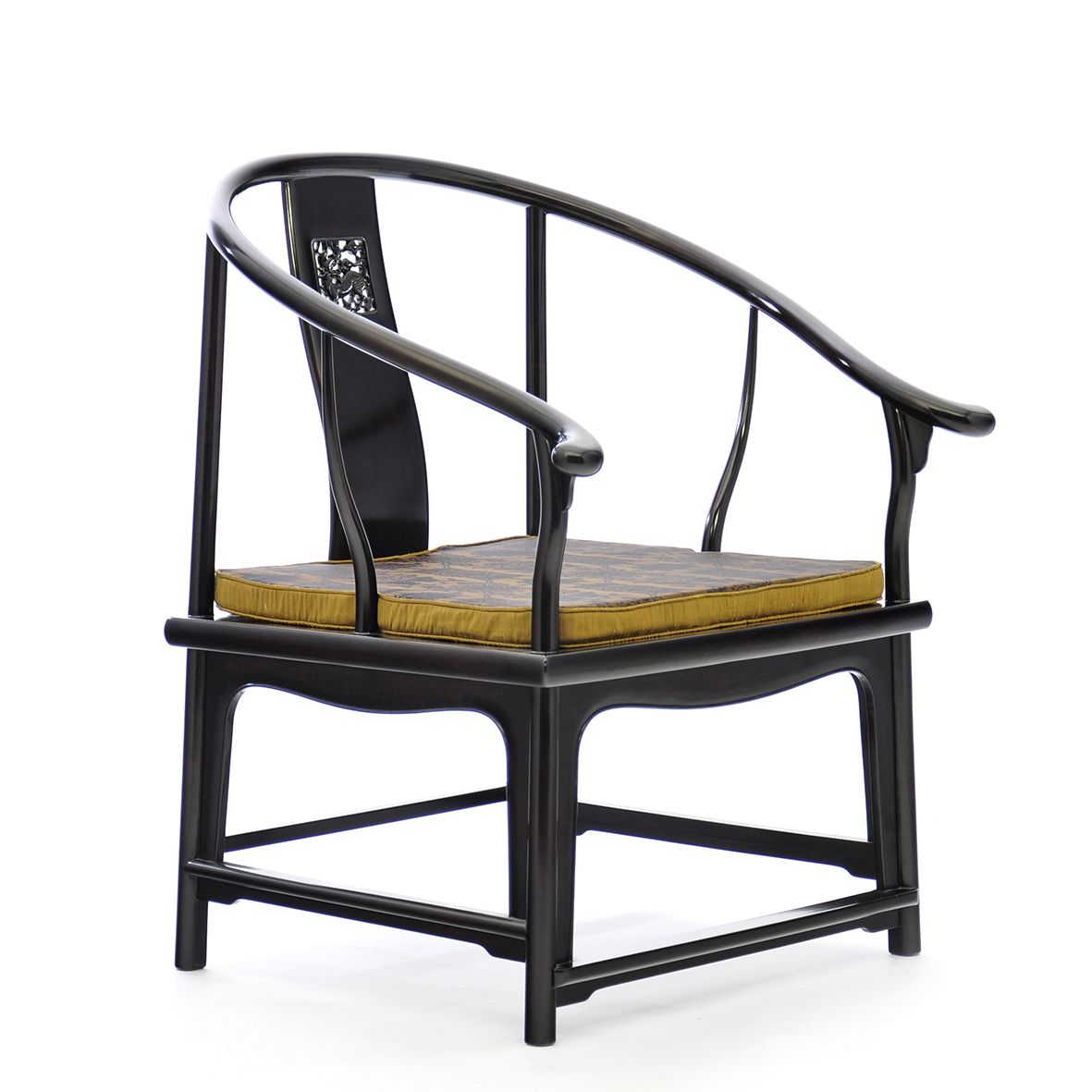 Taiwan Traditional Living Room: Modern Ming Chair -2