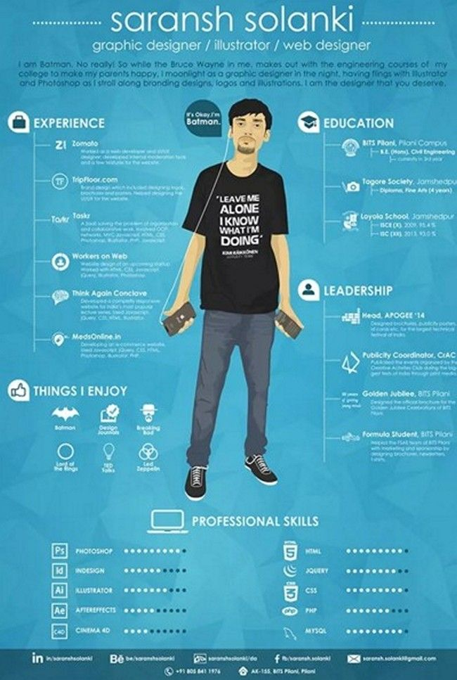 saransh solanki resume | Tech trend | Pinterest | Dream job