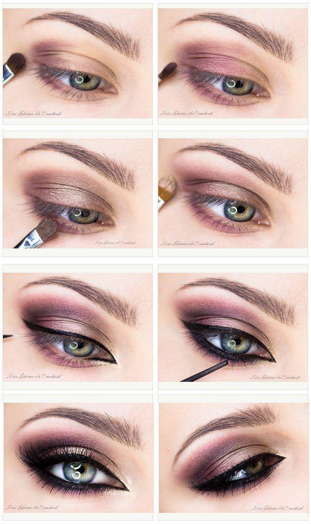 on Best Foundation for Sensitive Skin Smoky eye makeup