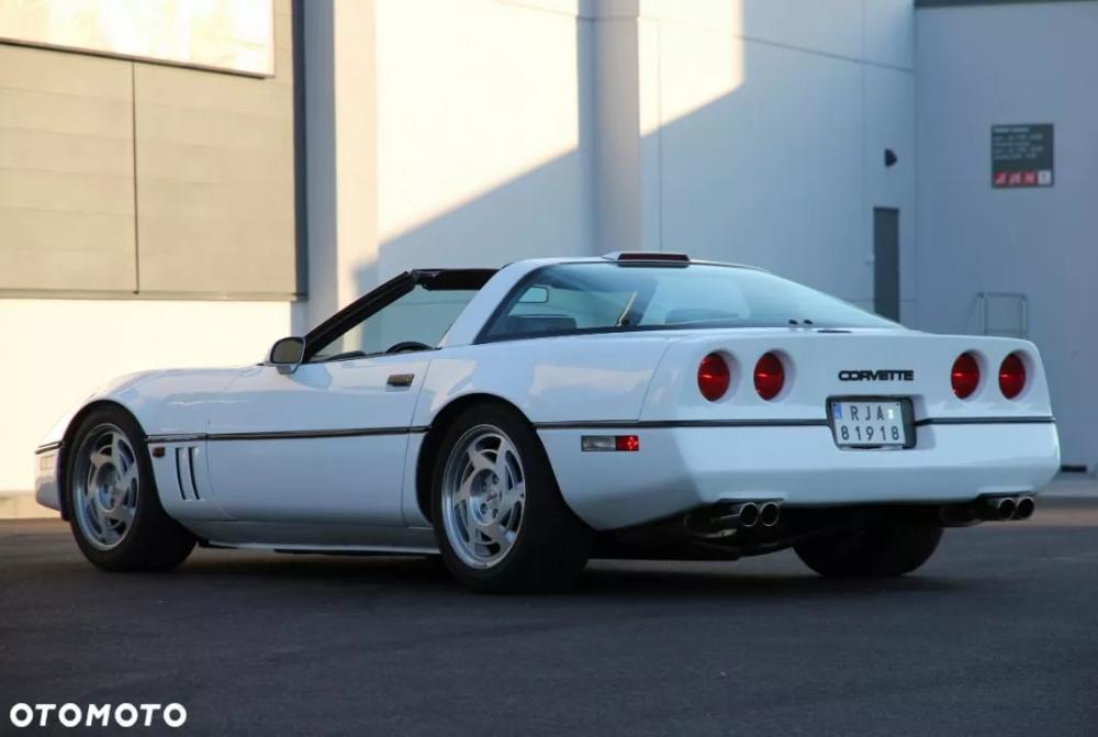 Uzywane Chevrolet Corvette 54 000 Pln 70 000 Km 1990 Otomoto Pl Chevrolet Corvette Corvette Coupe