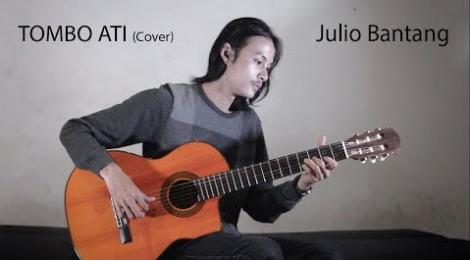 Download Lagu Opick Tombo Ati Mp3 Cover Version Terbaik