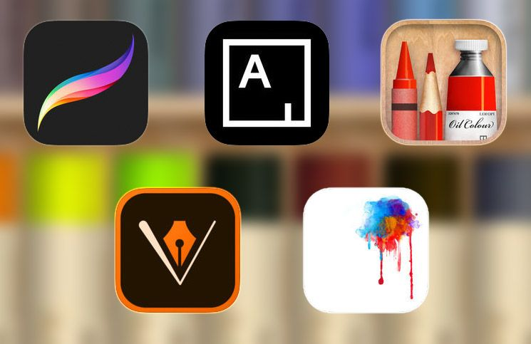 Best iPhone Apps For Budding Digital Artists in 2019