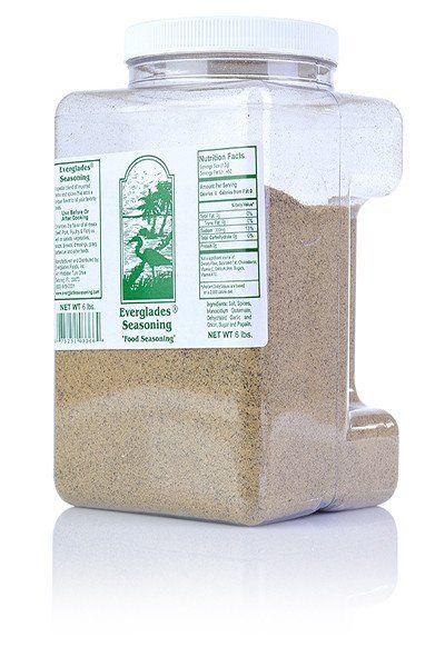 Everglades All Purpose Seasoning 6 lb Jug
