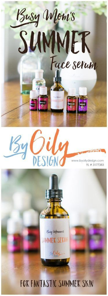 The best natural face serum made for reducing the effects of summer sun naturally. Combat fine lines, clogged pores, and sagging skin naturally with this all natural face serum. Made to reduce the effects of summer sun on your skin. http://byoilydesign.com YL member # 3177383