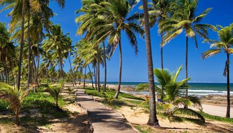 As 7 Praias Mais Lindonas Da Bahia Viagens O Turista E Bahia
