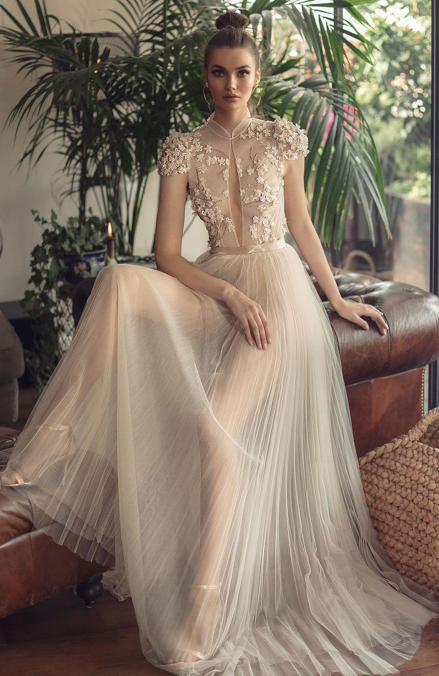 Wedding Dress Inspiration Matan Shaked Bridal Couturier White