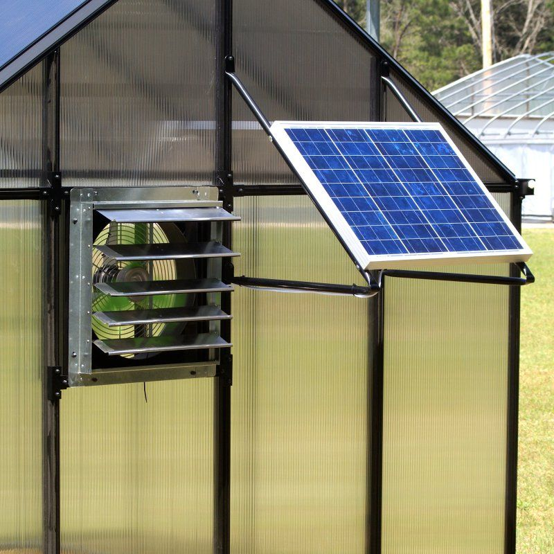 Riverstone Industries Monticello Solar Powered Ventilation System - MONT-SOLAR