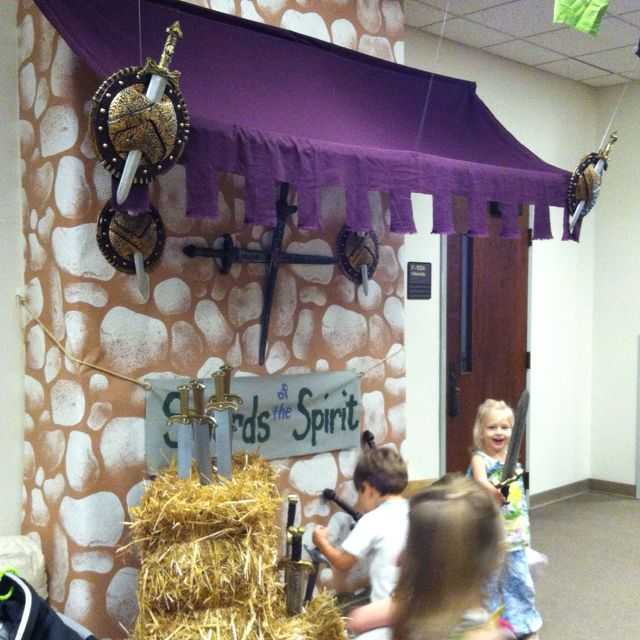 Vbs Armor Of God Marketplace Swords Of The Spirit Kids