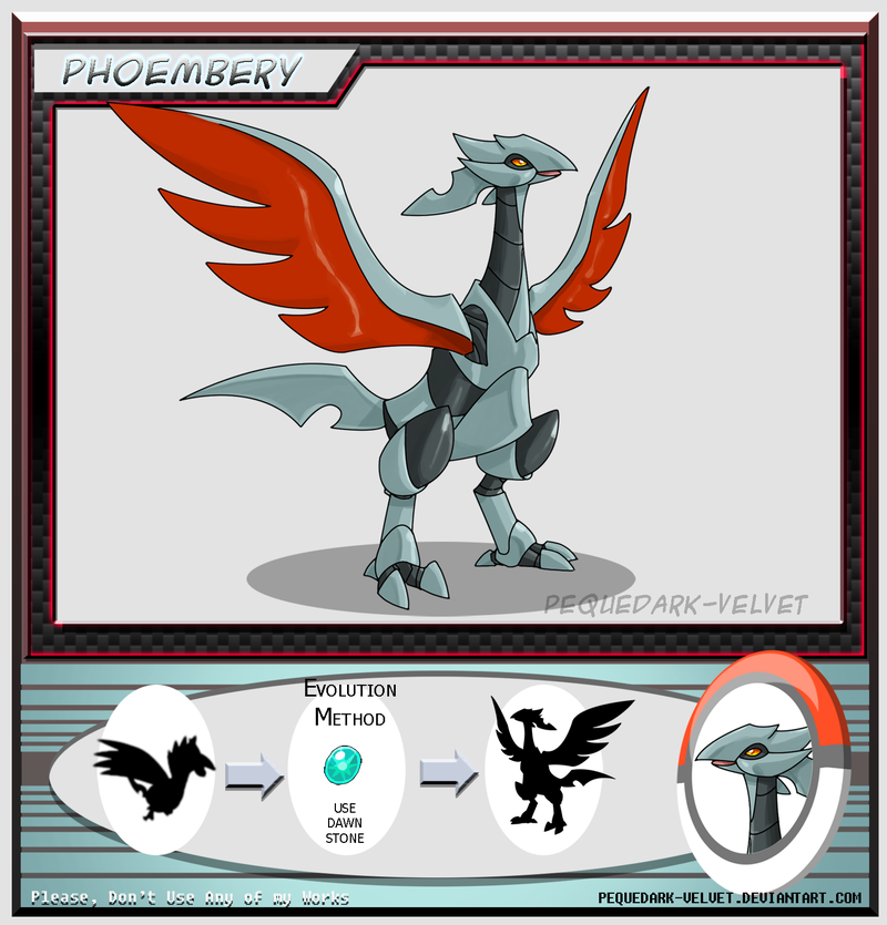 This Would Be An Elegant Way To Evolve Skarmory Thank You