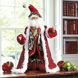 Mary Engelbreit Wonderful Santa Figure