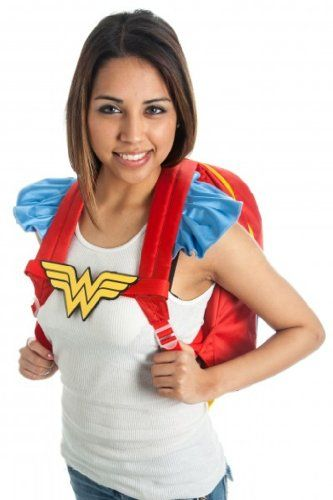 The Ultimate Wonder Woman Costume Backpack Has Been Revealed!   Geek ... 8e99dedfcd