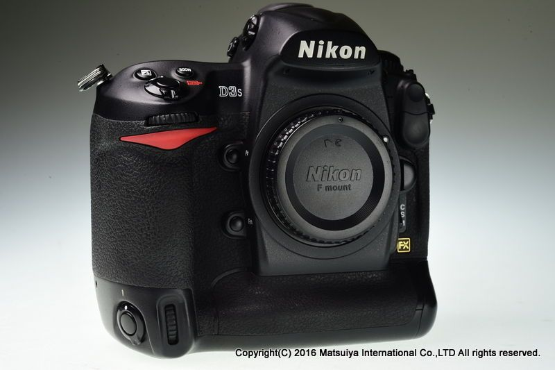 NIKON D3s 12.1MP Digital SLR Camera Body Excellent+ #Nikon