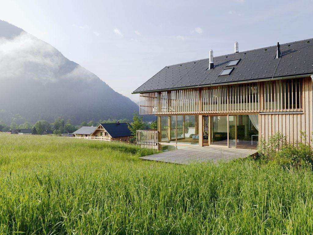 House M by hohensinn architektur - CAANdesign