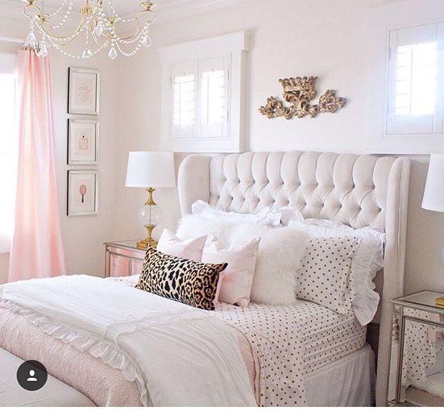 Pin de alda silveira en dreamy bedrooms pinterest for Cuartos para ninas tumblr
