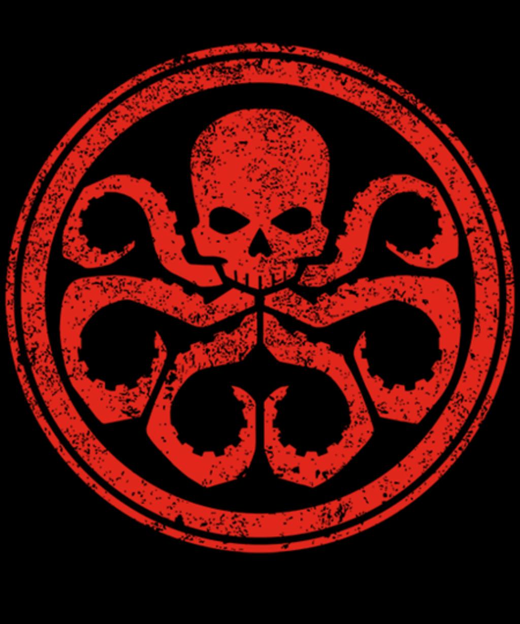 Mad Hatter Marvel Hydra Marvel Marvel Hail Hydra