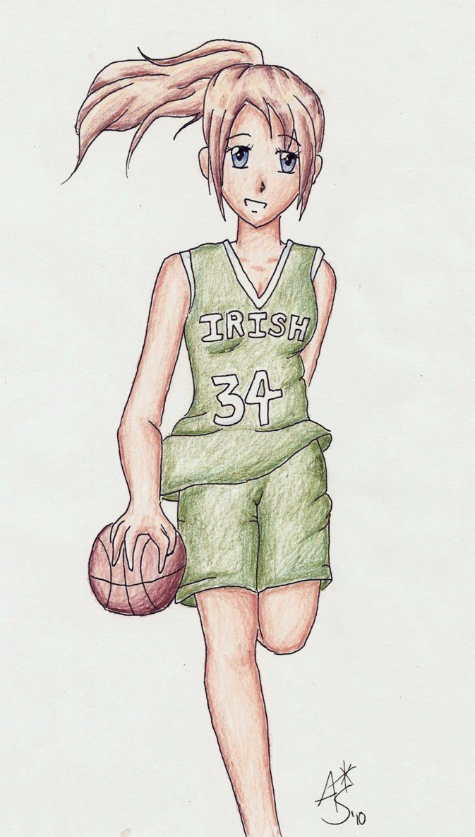 Basketball Player 2 by grovylenwolfluvr on DeviantArt