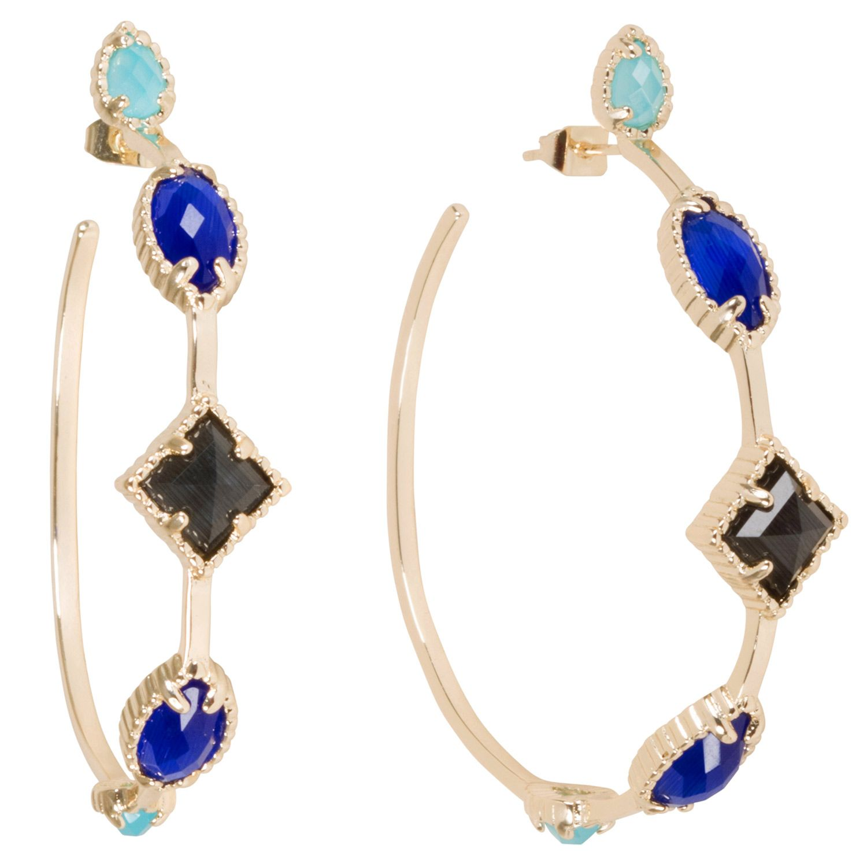 dac076147089 Kendra Scott Lexus Blue Nile Earrings - Final Sale @Layla Grayce ...