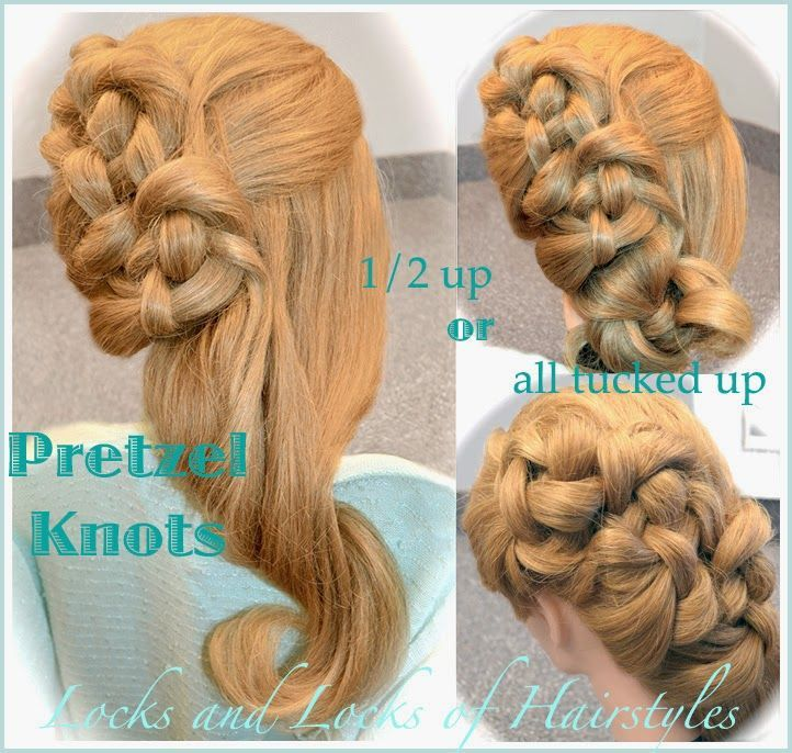Diagonal Updo Hair Do Ideas Pinterest
