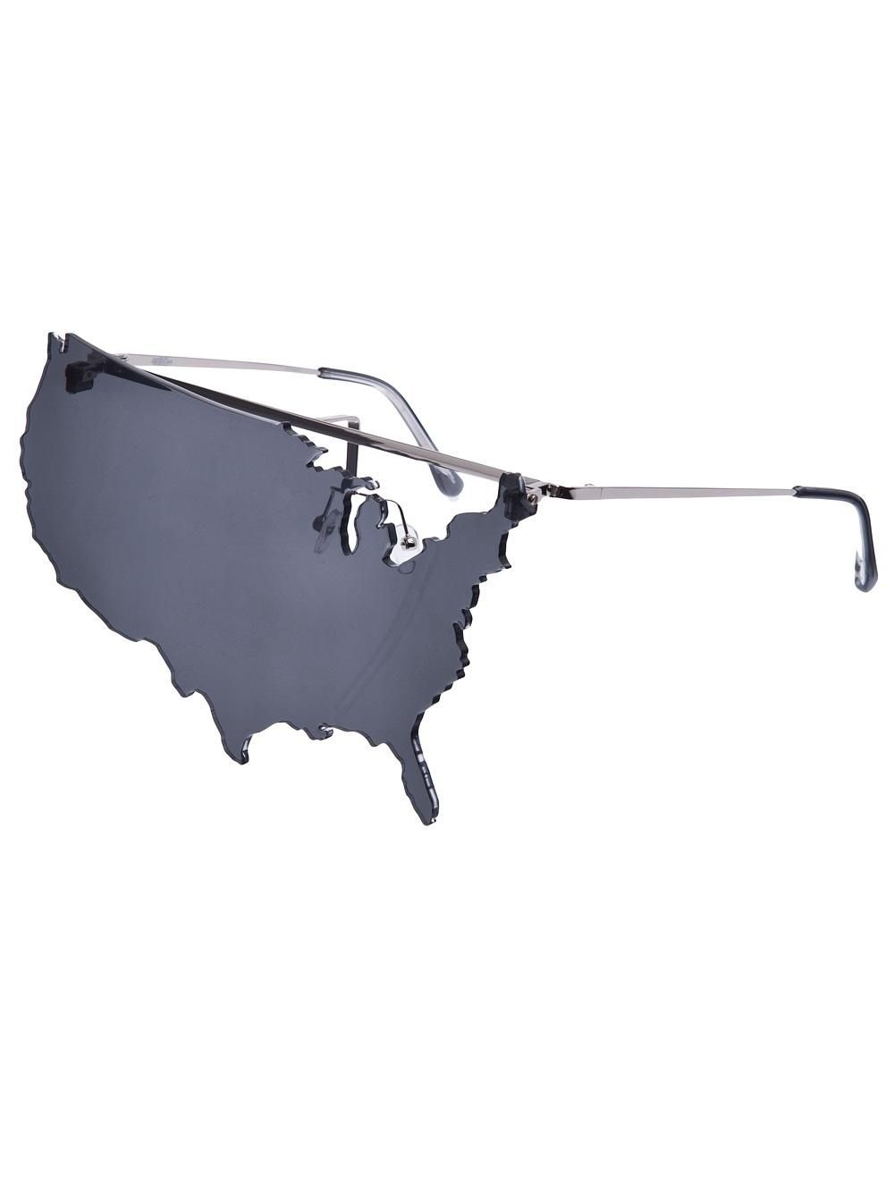 77ec544c97cb Usa Sunglasses by LINDA FARROW
