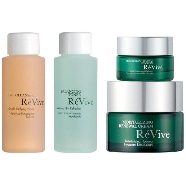 Revive Spring Renewal Collection 298 Liked On Polyvore Featuring Beauty Products Skincare Skin Care Toner Products Cleanser And Toner Moisturizer Cream