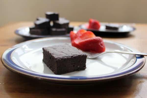 Fudgy Flourless Black Bean Brownie Bites – Grain and Refined-Sugar Free – Health, Home, & Happiness