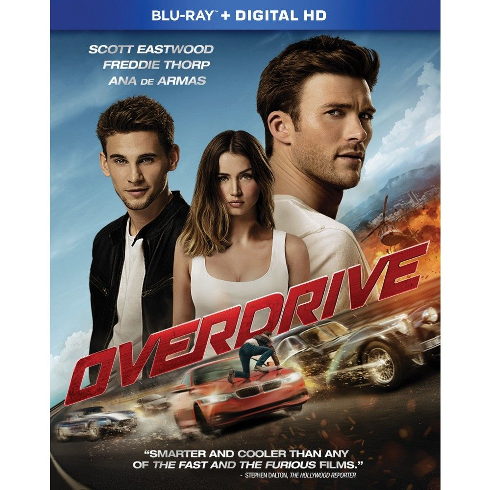 Overdrive (Blu-ray + Digital) | Download movies, Free ...
