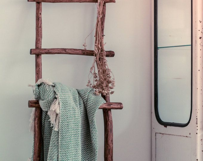 Houten Ladder Decoratie : Decoratieve houten ladder decorative wooden ladder houten