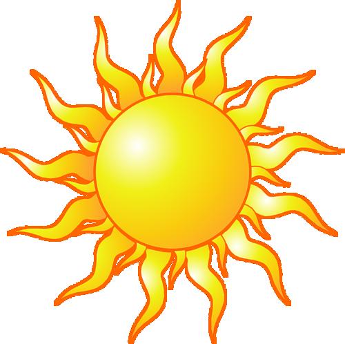 Клипарт. PNG. Солнце, звезды, луна и пр Звезда, Луна и
