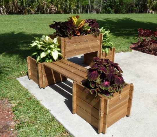 Furniture And Flower Planters design-ideas