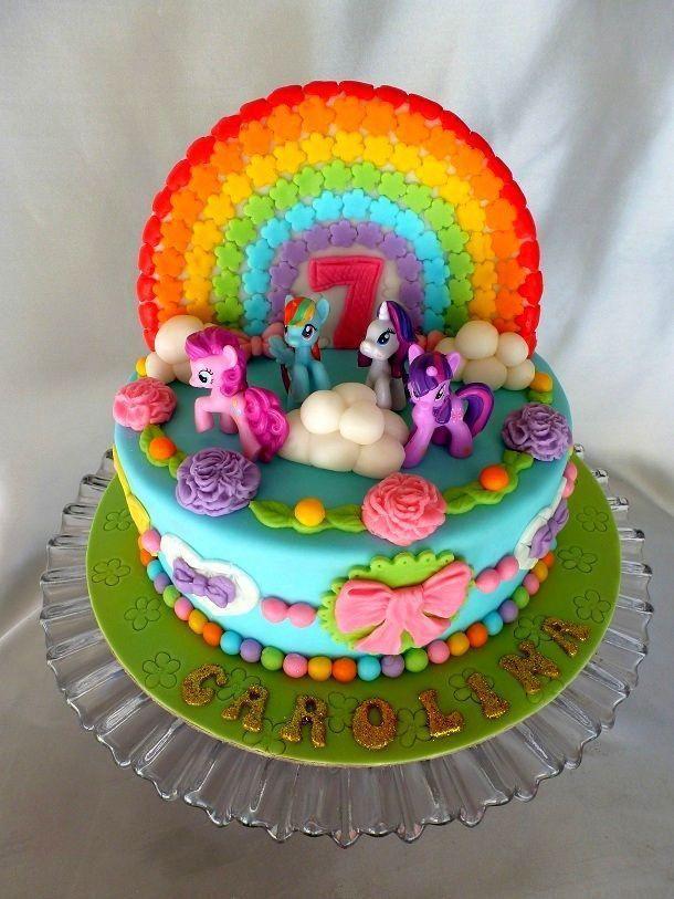10 incre bles decoraciones de tortas para cumplea os - Decoraciones para cumpleanos infantiles ...