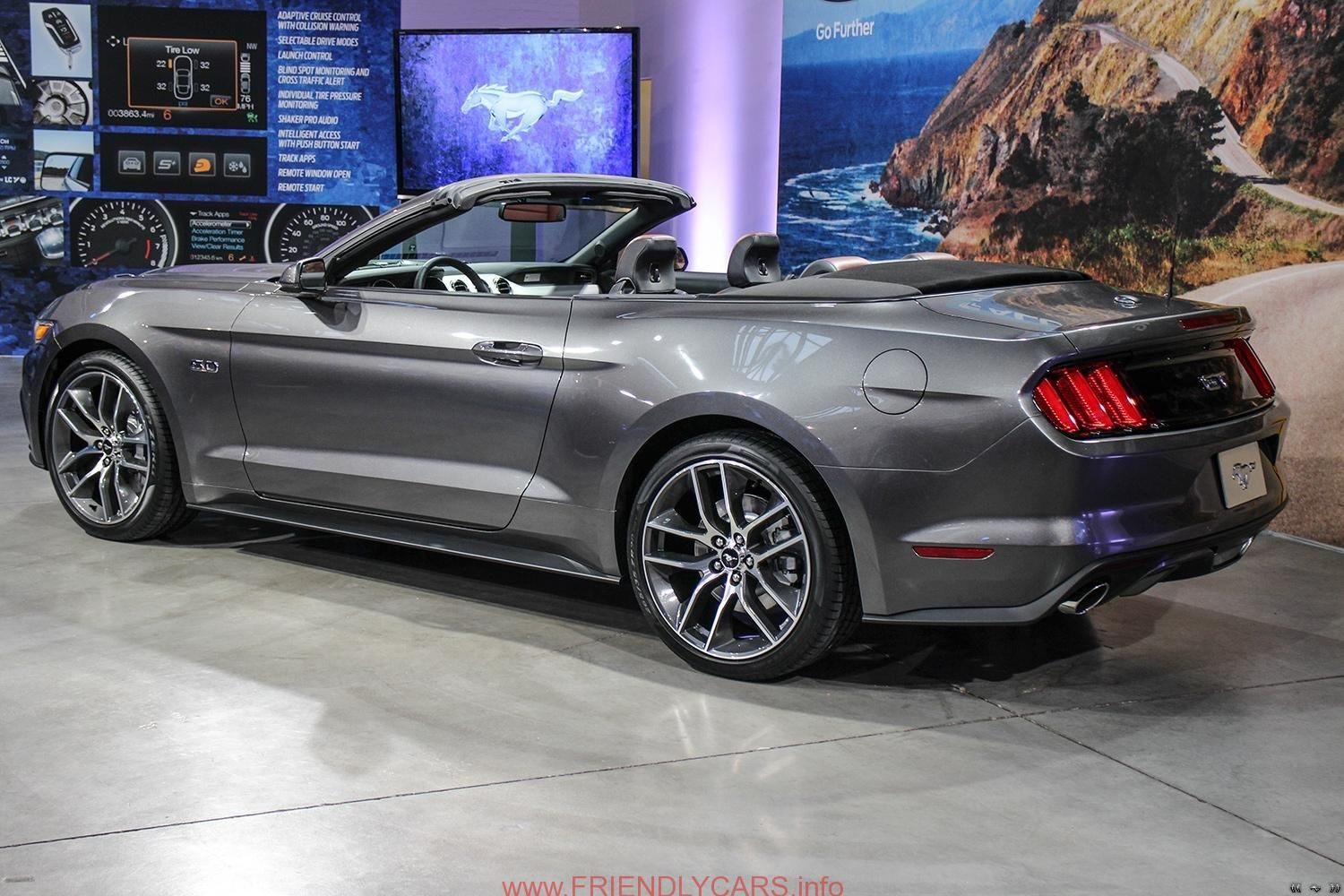 awesome ford 2015 mustang black car images hd Ford Ford Mustang Length Wallpaper Auto Car Wallpapers