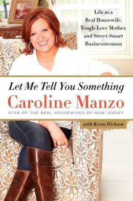 Caroline Manzo  The Real Housewives of New Jersey